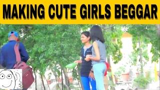 Watch out Hot Beggar Girl prank