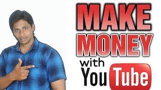 Earn money with Youtube videos in Telugu