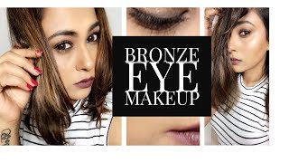 FULL FACE MAKEUP LOOK TUTORIAL|NYX EYESHADOW+ MAKEUP GEEK EYESHADOW|