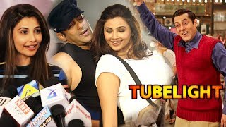 Daisy Shah REACTS To Salman's Tubelight, Daisy Shah OPENS On Salman's Dance Film