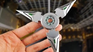 7 INSANE Fidget Spinners Available on Amazon In 2017