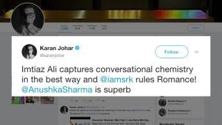 Alia -Karan LOVE 'Character Kharab' SRK with Anushka