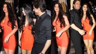 Suhana Steals The Limelight From Shahrukh Khan At Gauri's Restaurant Launch