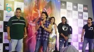 Ding Dang Song Launch Press Conference   Munna Micheal   Tiger Shroff   Nidhhi Agrewal