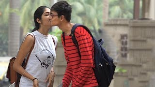 Kissing Prank India - Kissing Game