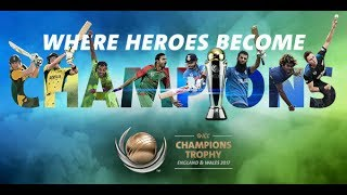 DIL SE INDIA ! CHAMPIONS TROPHY