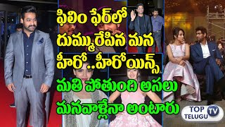 Tollywood Celebrities At Jio Film Fare Awards Event 2017