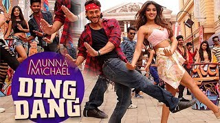 Ding Dang Munna Michael Song Launch Full HD Video  Tiger Shroff, Nidhhi Agerwal