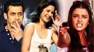Salman Khan Has A Breathing Problem - Shocking, Katrina Kaif INSULTS Aishwarya Rai