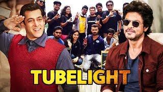 Salman Khan Fans INVITES Shahrukh Khan Fans For Tubelight Screening