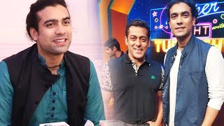 I Won't Forget Salman's Message In Life, Says Jubin Nautiyal - Tubelight Singer
