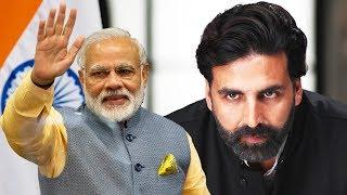 Akshay Kumar To Play Narendra Modi In A Biopic