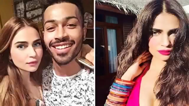 Hardik Pandya H0t Girlfriend Lisa Sharma Will Make You Go Crazy