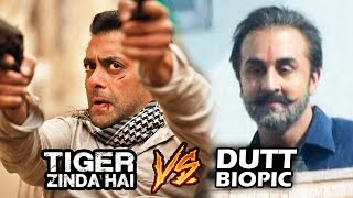 Why Ranbir's Dutt Biopic AVOIDED Clash With Salman's Tiger Zinda Hai - Real Reason Revealed