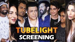 Salman's Tubelight Movie Screening | PVR ICON | Kabir Khan, Govinda, Nawazuddin, Daisy, Elli, Arpita