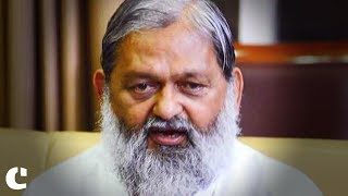 'Hindu Can't Be Terrorist, NO Thing As Hindu Terrorism' : Anil Vij, Haryana Minister