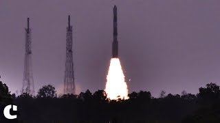 ISRO launches PSLV-38 rocket carrying 30 satellites in space