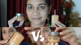 Lakme Perfecting Liquid Foundation Vs. Lakme Skin Tint Soufle Review & How to Wear Nidhi Katiyar