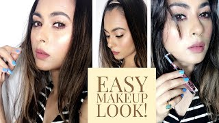 EASY MAKEUP TUTORIAL (SOFT GLAM)