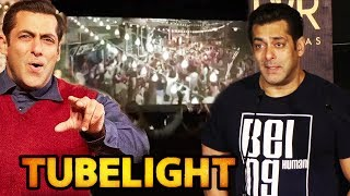 FANS Crazy Dance In Theatres On Tubelight Song, Salman On Making Tubelight TAX FREE
