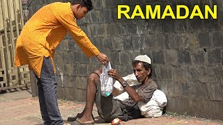 Hindu Helping Muslim Homeless in RAMZAN 2017