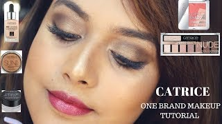 ONE BRAND MAKEUP TUTORIAL | CATRICE