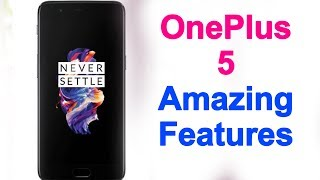OnePlus Five Amazing Features | Kannada Tech News | Top Kannada TV
