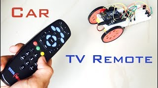 How To Make Tv Remote Controlled Car Indian LifeHacker
