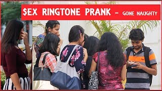Latest $EX Ringtone Prank On GIRLS - Pranks In INDIA 2017 ( P*RN RINGTONE)