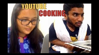 Learning Cooking from YouTube CHOTE Miyan  CHOTE Miyan