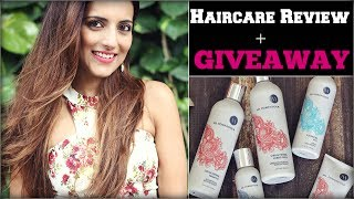 Review & GIVEAWAY- Ms Pompadour Hair Care Routine- Knot Me Pretty