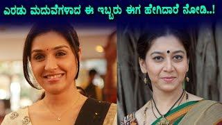 Two marriage sandalwood actresses  Anu Prabhakar  Sudharani