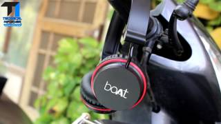 Best Bluetooth Headphones Under $25 -Boat Rockerz