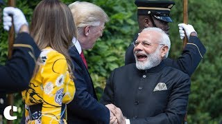 'I will always remember the nice things President Trump said about me' : PM Modi on Donald Trump