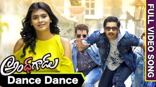 Andhhagadu Full Video Songs Dance Dance Full Video Song Raj Tarun, Hebah Patel