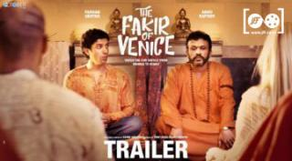 The Fakir of Venice (2017) Movie Trailer - Farhan Akhtar, Annu Kapoor - AR Rahman - 8th Jagran Film Festival #JIFF