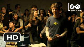 The Social Network (2010) Movie Screening Trailer - 8th Jagran Film Festival #JIFF