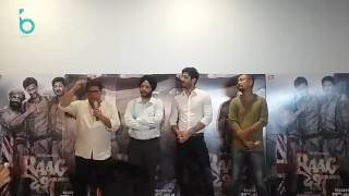 Raag Desh Official Trailer Launch | Kunal Kapur, Amit Sadh, Mohit Marwah