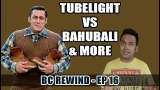 BC Rewind EP16- Tubelight vs Bahubali Indian Player Creates World Record | Hyderabad Hotel Scandal