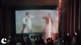 Salman Khan fans burst crackers inside movie hall while watching Tubelight