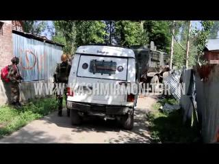 2 militants killed in south Kashmir gunfight