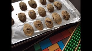 Coconut Cookies with Chocolate chips | Easy Cookie Recipe