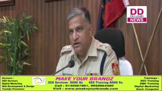 DCP RISHI PAL DIVYA DELHI NEWS