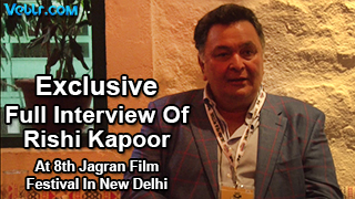 Exclusive Full Interview Of Rishi Kapoor At 8th Jagran Film Festival In New Delhi #JagranFilmFestival #JFF