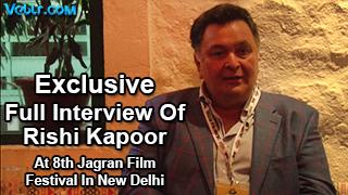 Exclusive Full Interview Of Rishi Kapoor At 8th Jagran Film Festival In New Delhi #JagranFilmFestival #JFF