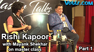 Coffee Table Part 1 - Rishi Kapoor with Mayank Shekhar on Master Class - 8th Jagran Film Festival - Exclusive Video #JFF2017