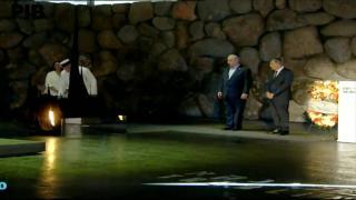 Modi visits Holocaust memorial