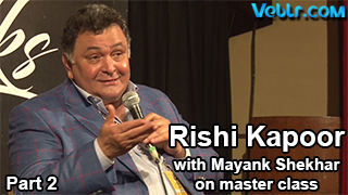 Coffee Table Part 2 - Rishi Kapoor with Mayank Shekhar on Master Class - 8th Jagran Film Festival - Exclusive Video #JFF2017