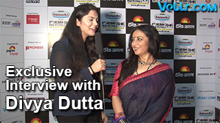 Exclusive Interview with Divya Dutta in 8th Jagran Film Festival 2017