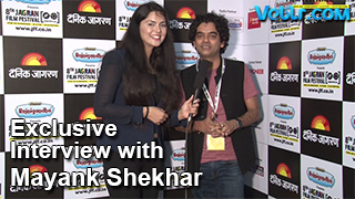 Exclusive Interview with Mayank Shekhar in 8th Jagran Film Festival 2017